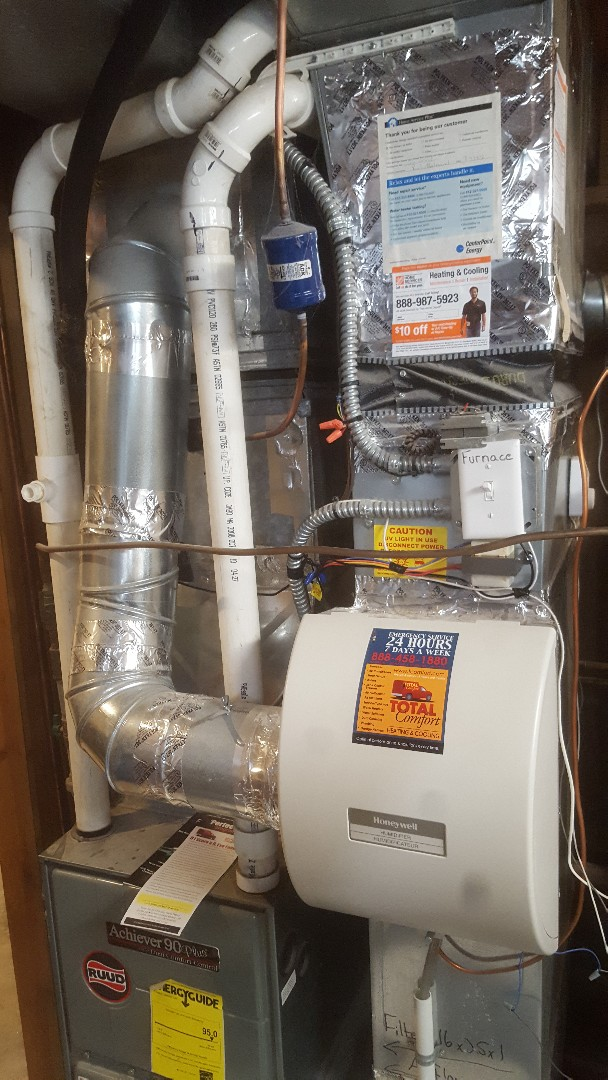 Minneapolis, MN - Reme install furnace ac service repair