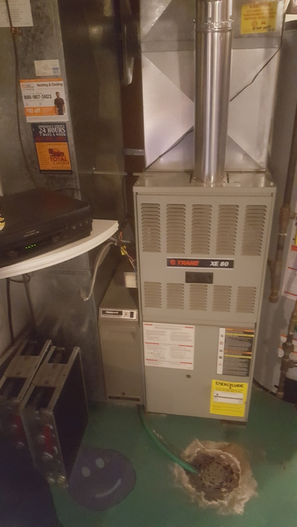 Hopkins, MN - Furnace tune up service repair reme installation