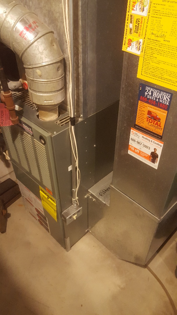 Cottage Grove, MN - Furnace service repair tune up