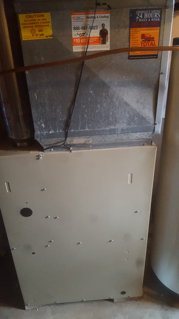 Furnace service repair tune up reme installation