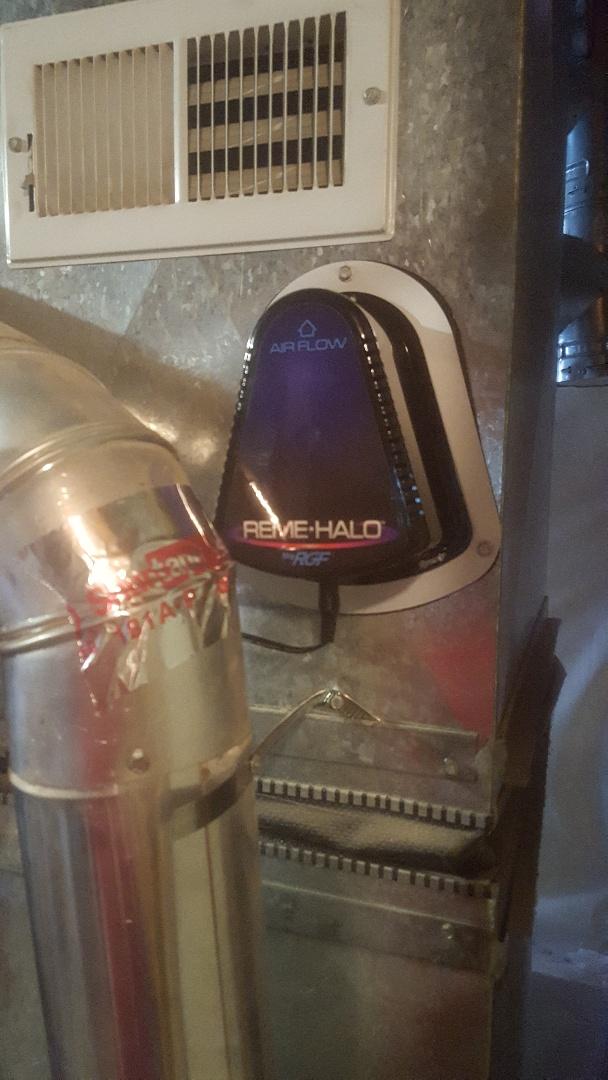 Minnetonka, MN - Reme Halo installation