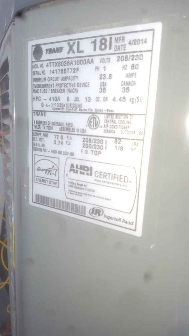 AC tune up repair service