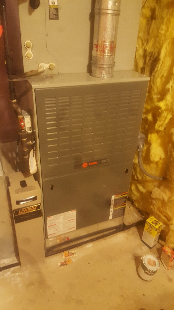Hopkins, MN - Furnace service repair tune up
