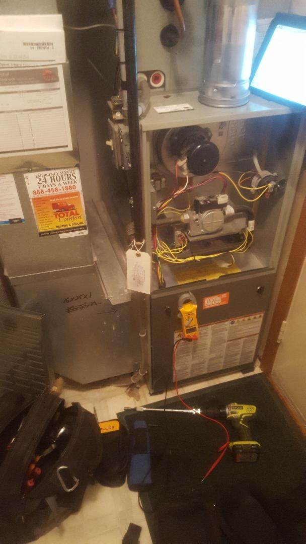 Eden Prairie, MN - Furnace tune up service repair