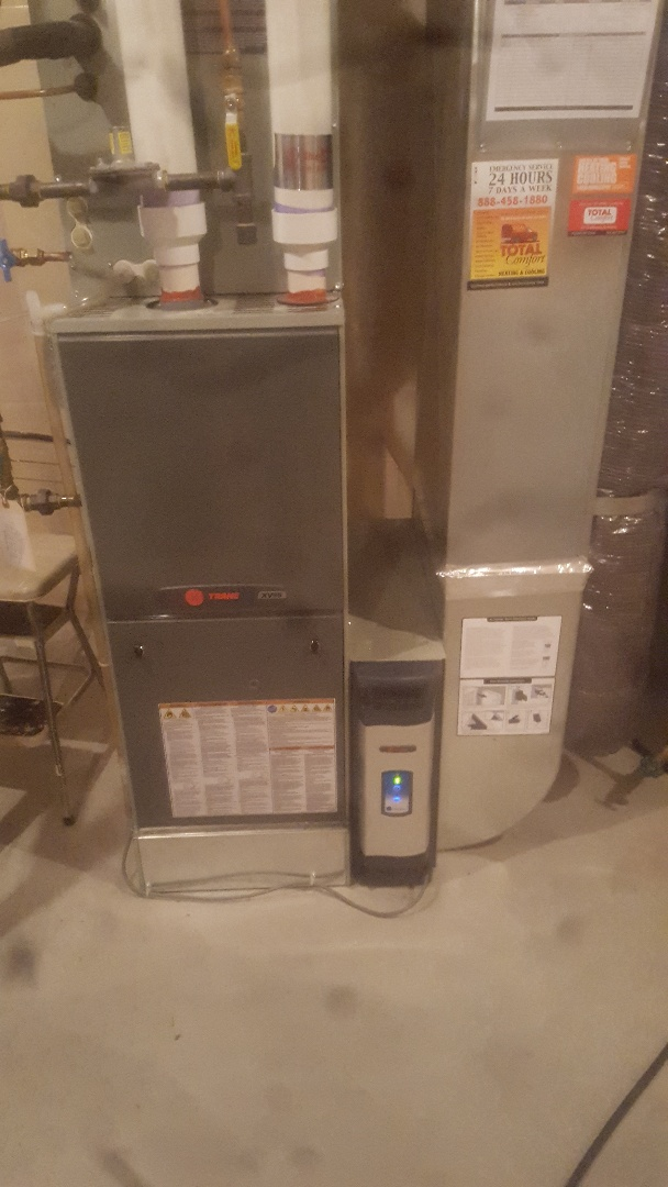 Savage, MN - Furnace AC service repair tune up