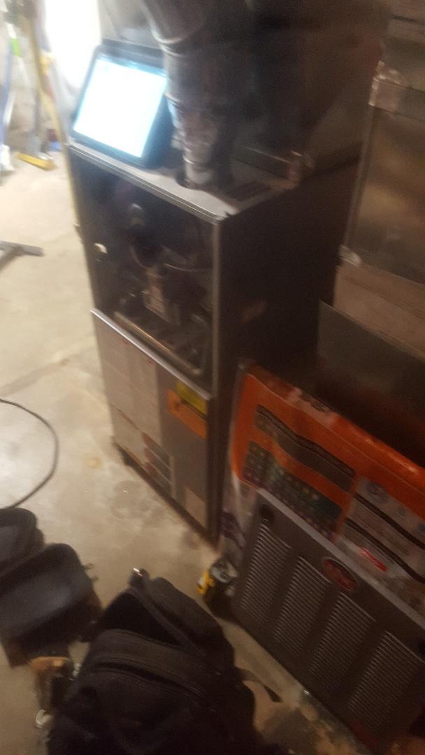 Bayport, MN - Furnace service repair