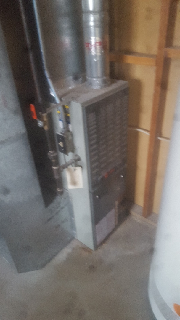 Furnace tune up service repair