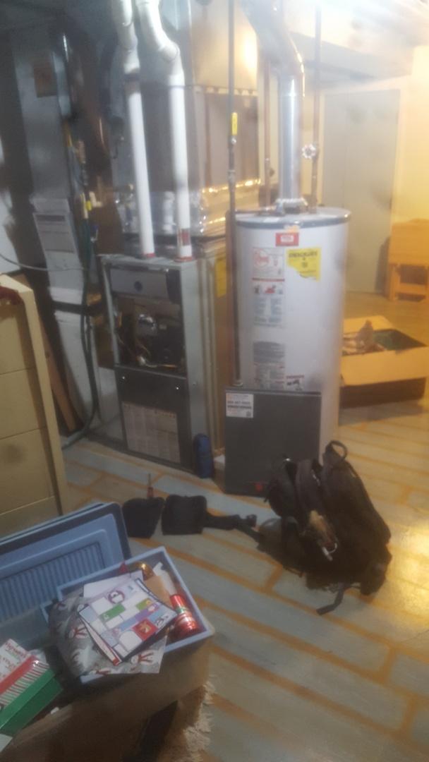 Furnace service repair