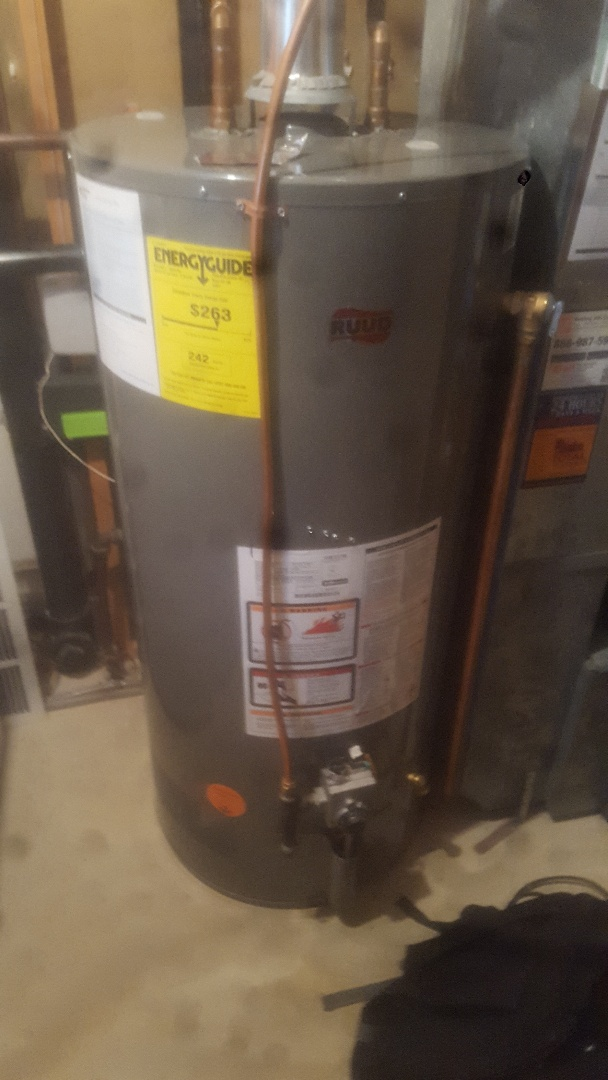 Circle Pines, MN - Furnace water heater tune up