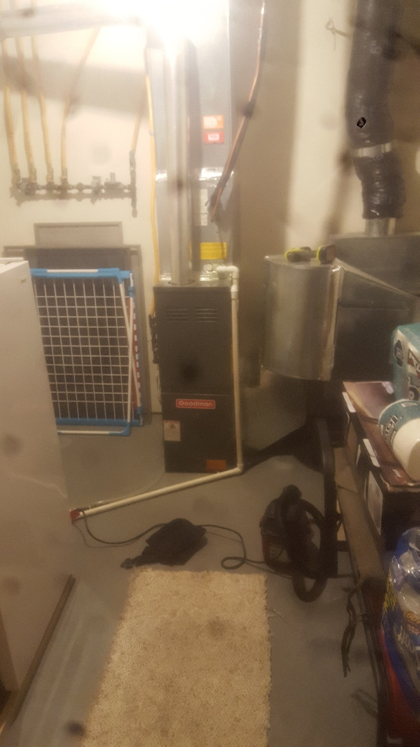Osseo, MN - Furnace service repair