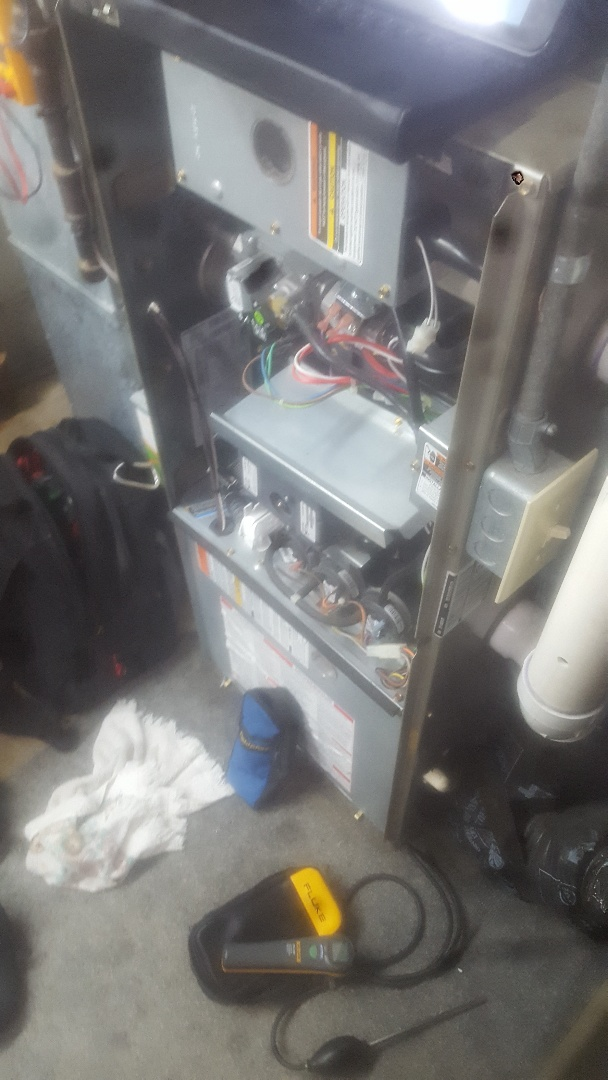 Hopkins, MN - Furnace tune up