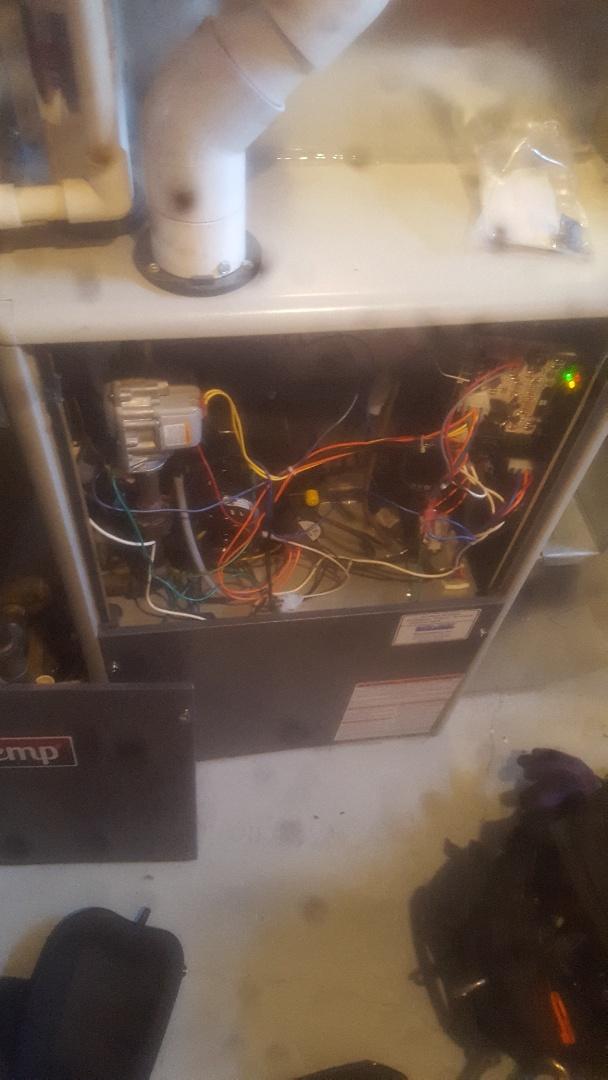 St. Cloud, MN - Furnace service repair