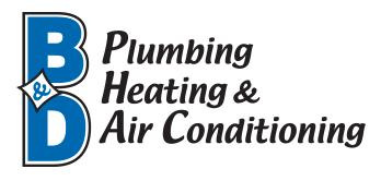 B & D Plumbing, Heating & A/C