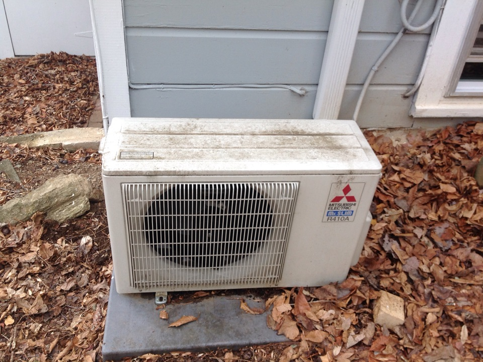 Black Mountain, NC - Inverter board repair Mitsubishi heat pump