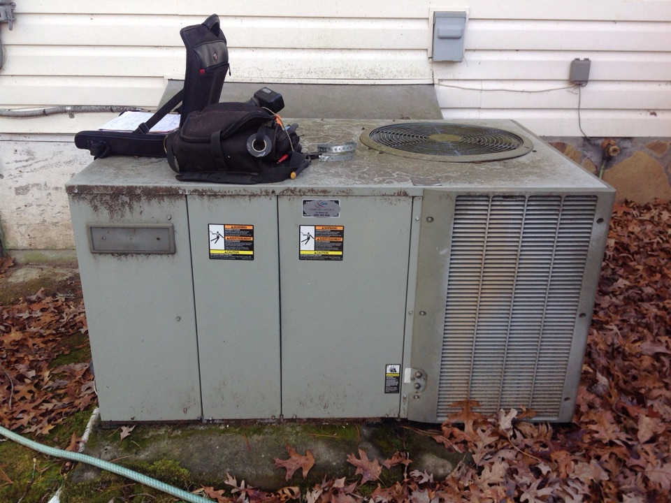 Black Mountain, NC - Package heat pump tune up