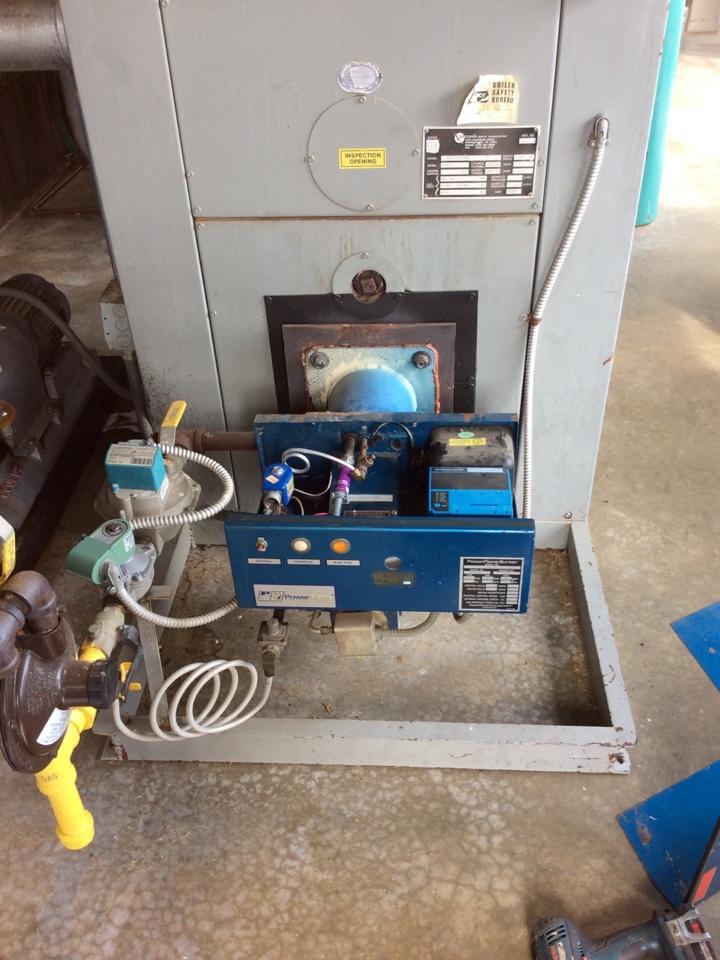 Pisgah Forest, NC - No-show boiler tuneup