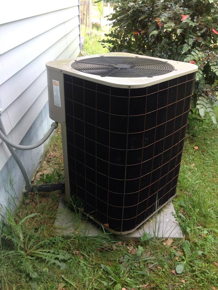 Hendersonville, NC - Thermalzone heat pump