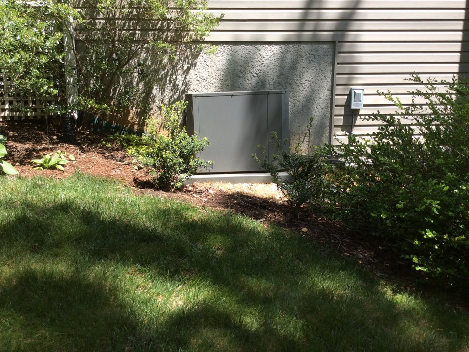 Asheville, NC - Spring tune up on a comfort master geo heatpump with closed ground loops. Testing a Honeywell zoning system