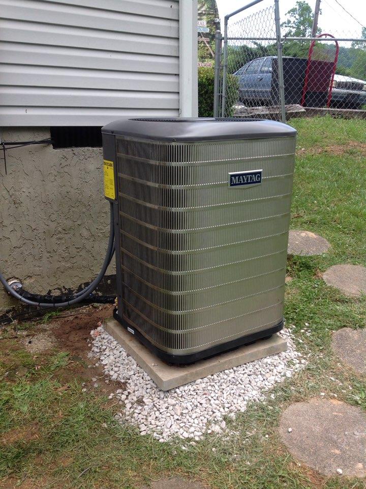 Maytag 3 ton heat pump