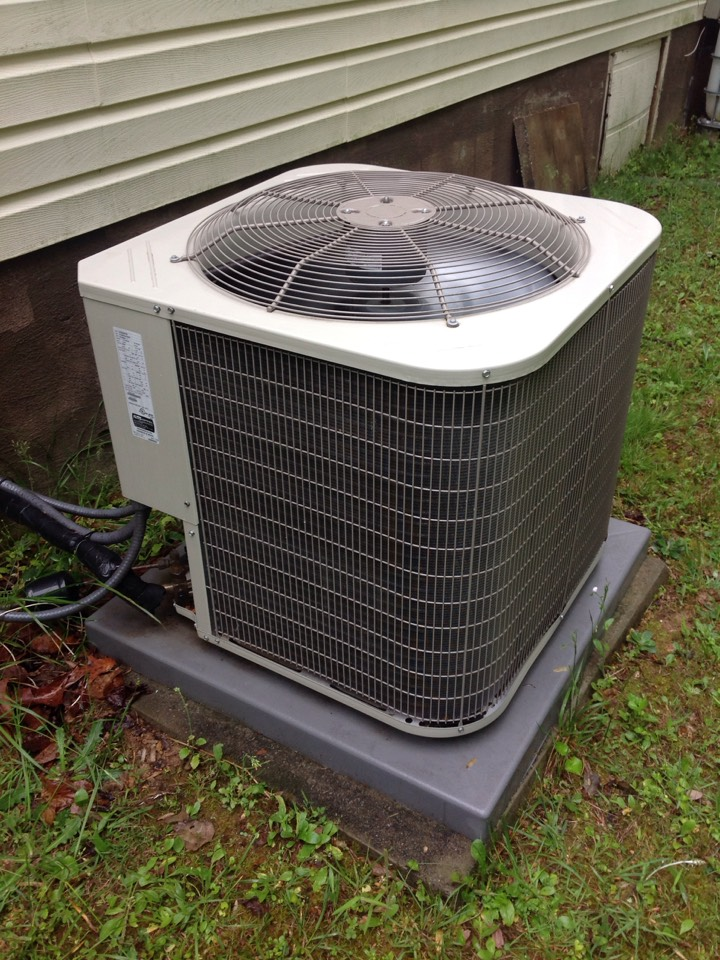 Mills River, NC - Broan heat pump, mobile home coil application r410a txt