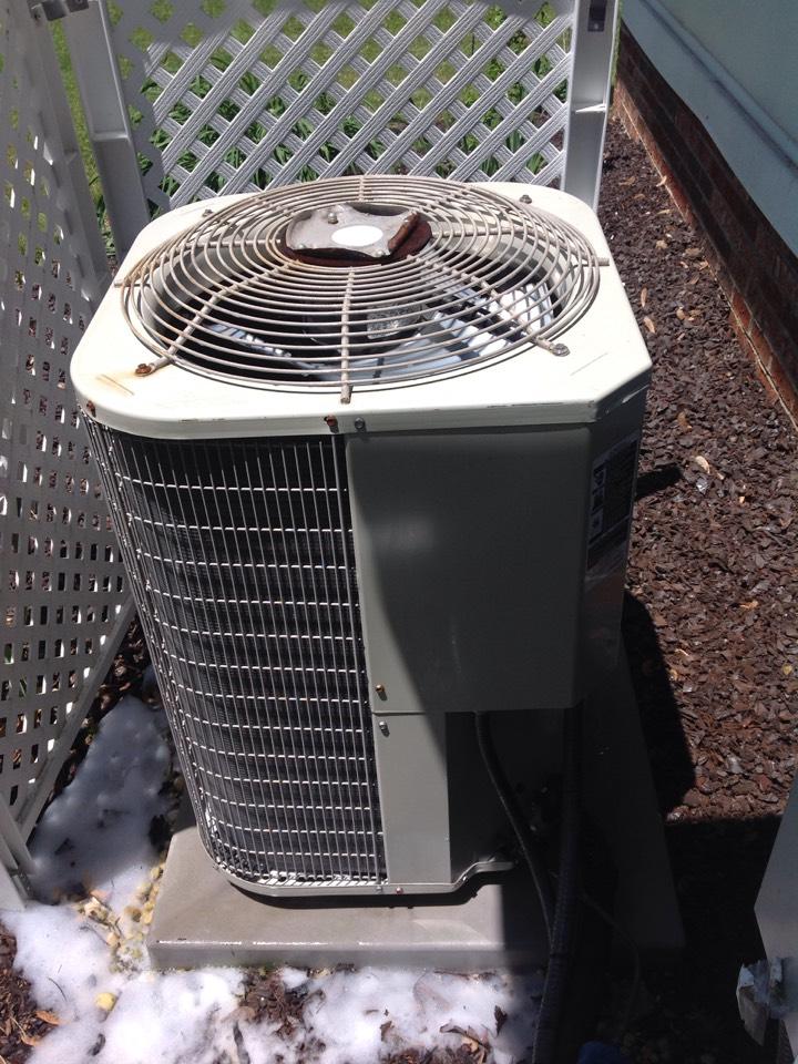 Hendersonville, NC - Payne heat pump