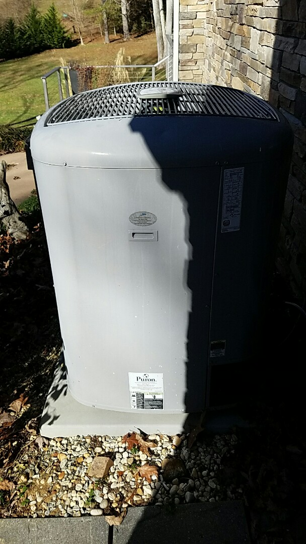 Hendersonville, NC - Carrier hear pump residential hvac