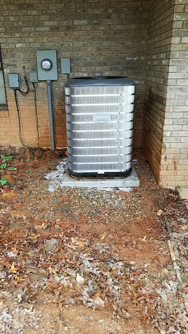 Brevard, NC - Residential hvac Maytag heat pump tune up