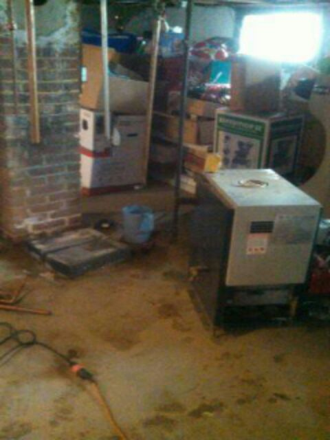 Somerville, NJ - emergency boiler replacement.  putting in new weil mclain cgi-4