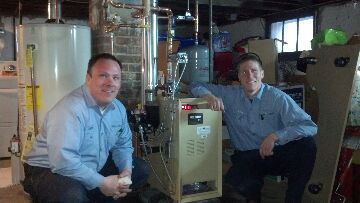 Somerville, NJ - boiler replacement.