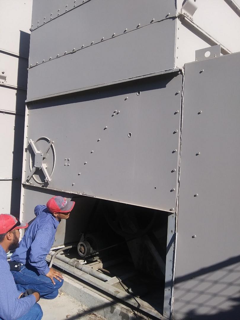 Fresno, CA - Service cooling ti