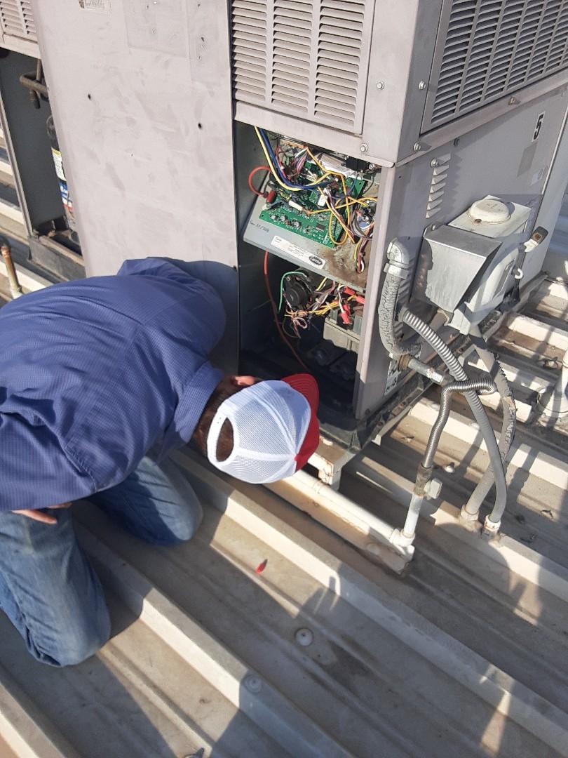 Firebaugh, CA - No heating