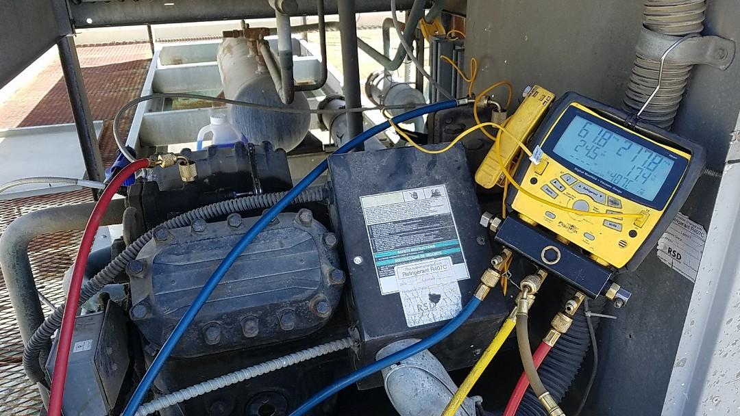 Firebaugh, CA - Start and test system