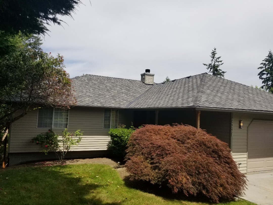 Snohomish, WA - Our newest high profile Rubber Shingle in Snohomish