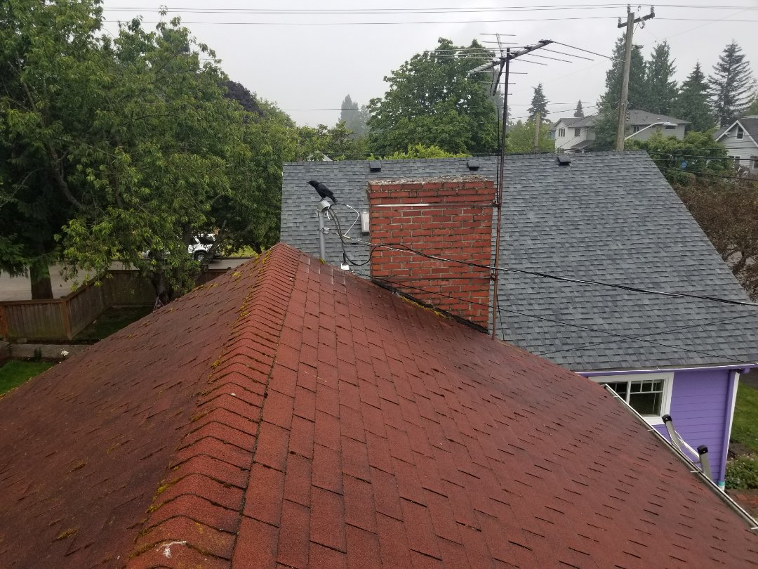 Seattle, WA - Roof project in Seattle