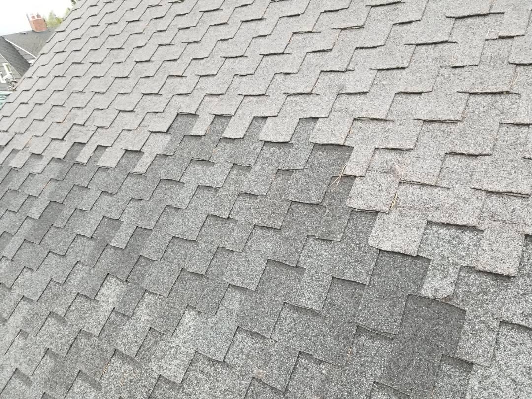 Seattle, WA - In Seattle doing a roof bid
