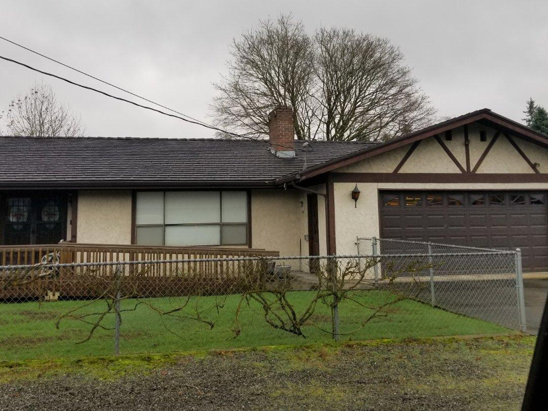 Marysville, WA - Euroshake, rubber lifetime roofing