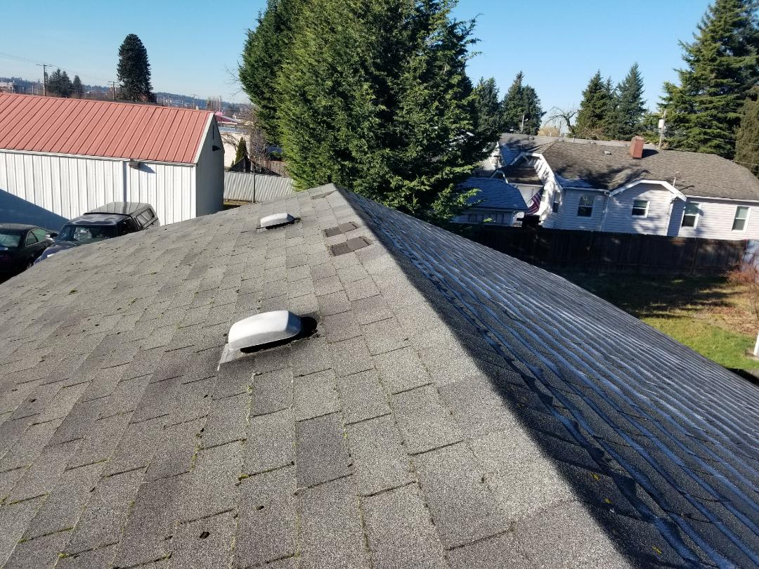 Tacoma, WA - Customers continue to see the long term value of hiring a professional roofing company. With State Roofing's industry leading installation techniques and warranties we continue to be the best value. Call your local roofing contractor today for a free consultation.