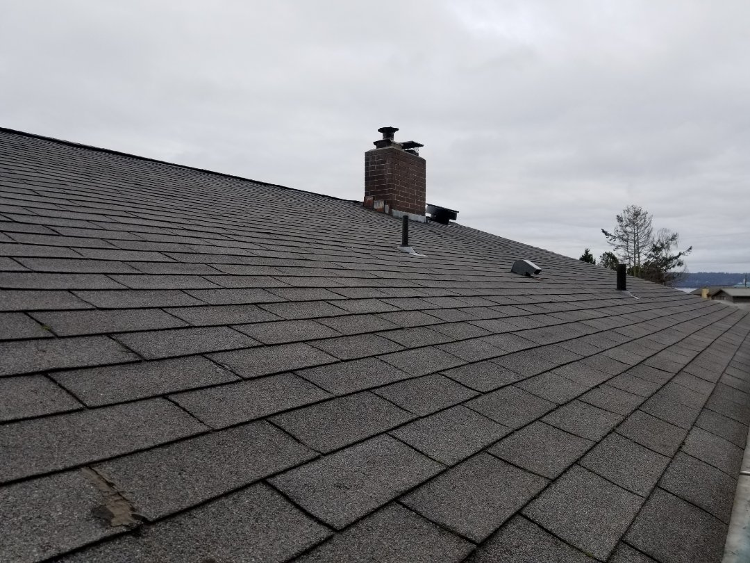 Greenbank, WA - Our newest customer has chosen our Rubberlast 50 roof with an amazing warranty.