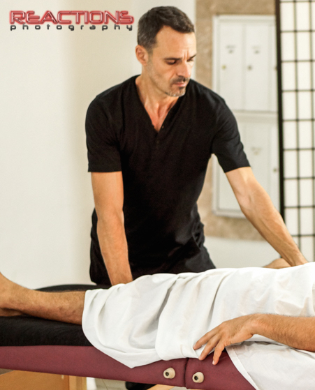 Miami Beach, FL - Hip Pain Relief & back pain relief mixed with a full body massage of Reflexology and Swedish massage