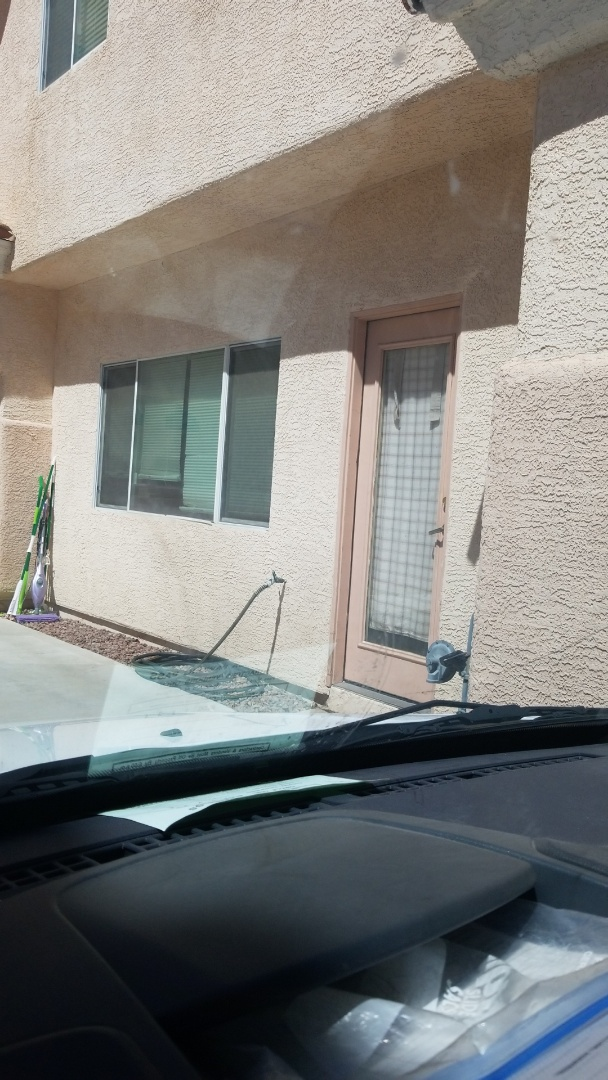 Las Vegas, NV - Residential rekey and home security inspection completed, for new homeowner! Locksmith Las Vegas service.