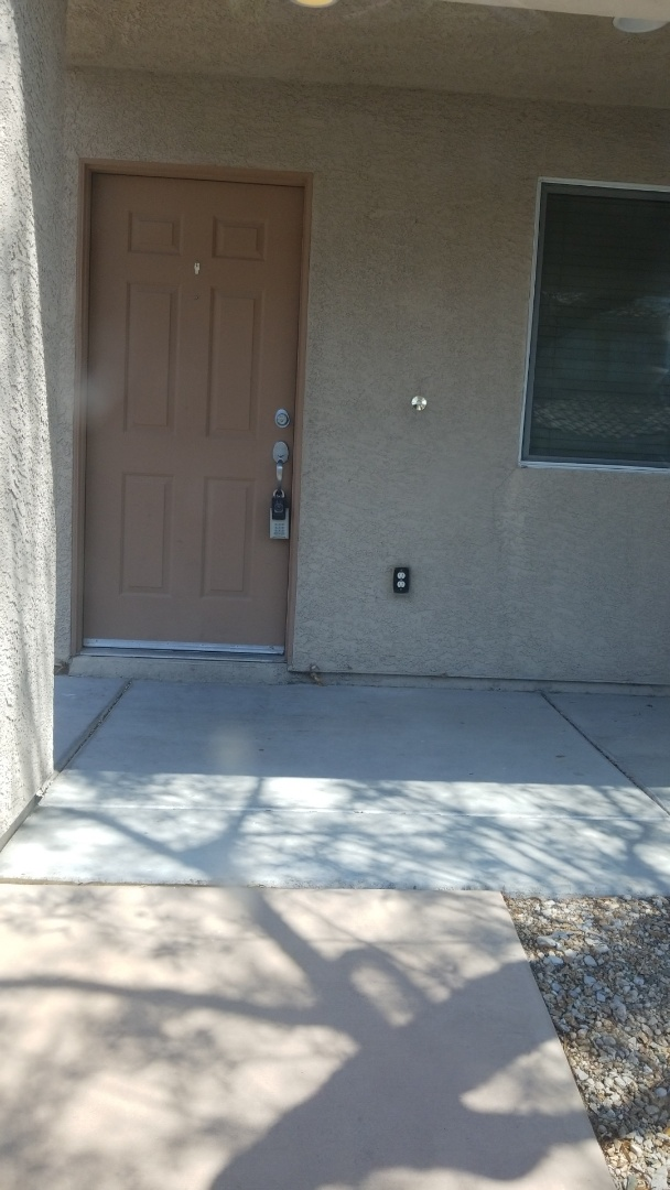 Vacant home rekey for Century 21 agent. The new keys work perfect and the home is secure! Las Vegas locksmith service.