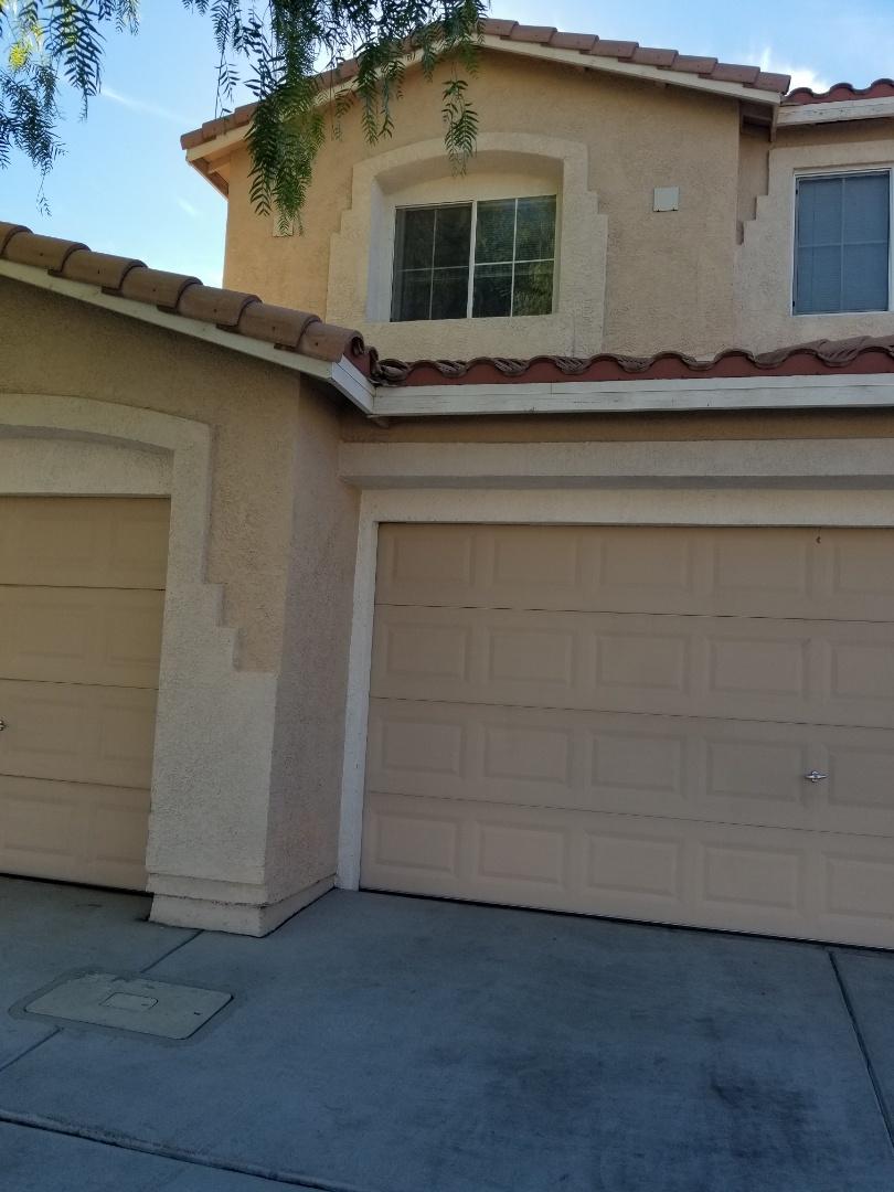 Finished locks rekey on residential property, for rental property agent. Las Vegas locksmith service.