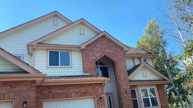 Thornton, CO - Just wrapped up this inspection in Thornton. Beautiful house, beautiful day!