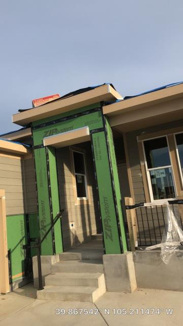 Arvada, CO - This new construction home is coming along great - can't wait to see the final product,