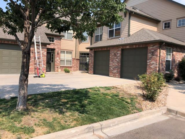 Aurora, CO - Continuing on this project in Aurora today. Can't wait to see the finished product!