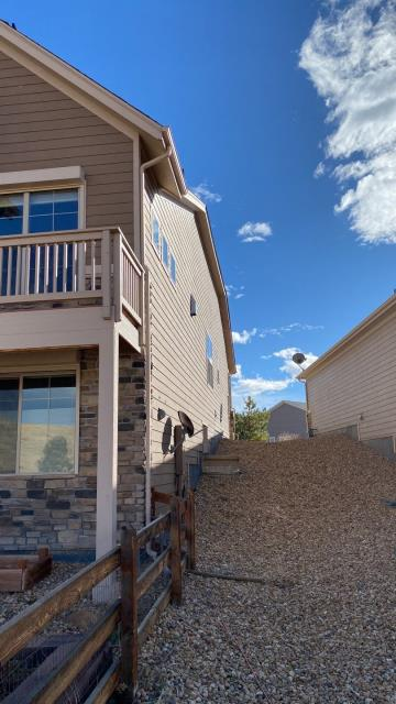 Arvada, CO - Roof inspection here in Arvada - happy to be so close to the office today!