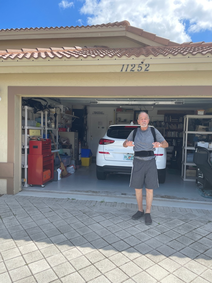 Wellington, FL - Solar panels in West Palm Beach that's one happy customer