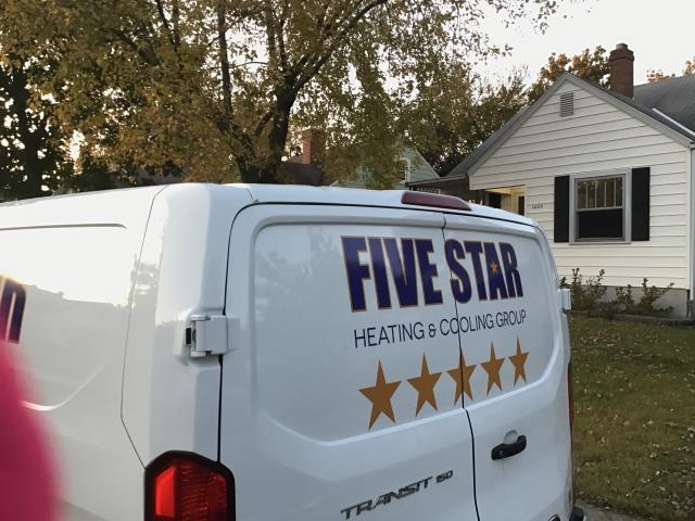 Moraine, OH - Providing estimate to upgrade current lennox furnace & AC