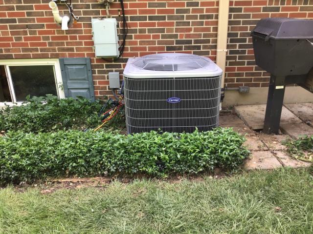 Dayton, OH - I finishing install from yesterday