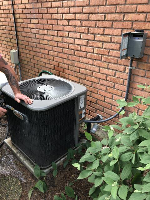 Centerville, OH - Provided free in home estimate to replace existing Lennox system with new Five Star 13 SEER Air Conditioner System Complete (Up to 3 Ton)